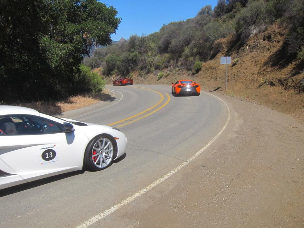 McLaren Rally 2